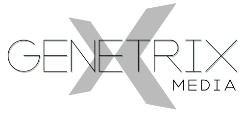 Genetrix Media Logo