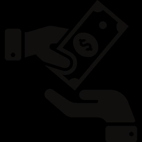 Taking Payment Logo